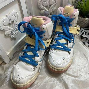 NIKE Girls Jordan Flight Hightop shoes